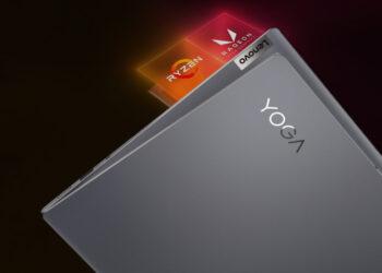 Lenovo, Yoga Slim 7 Pro'yu yeni Ryzen 5000H ile güçlendiriyor