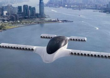 Lilium, yeni uçan taksi projesinin tasarımını paylaştı