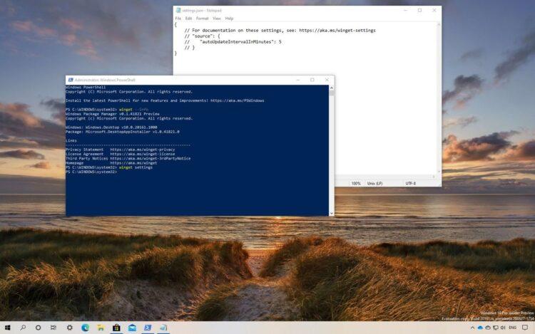 Microsoft, Windows Paket Yöneticisi'nin yeni sürümünü yayınladı