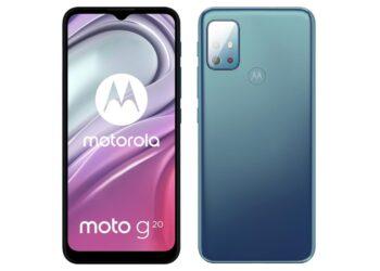 Motorola Moto G20 duyuruldu: Özellikleri, fiyatı ve çıkış tarihi
