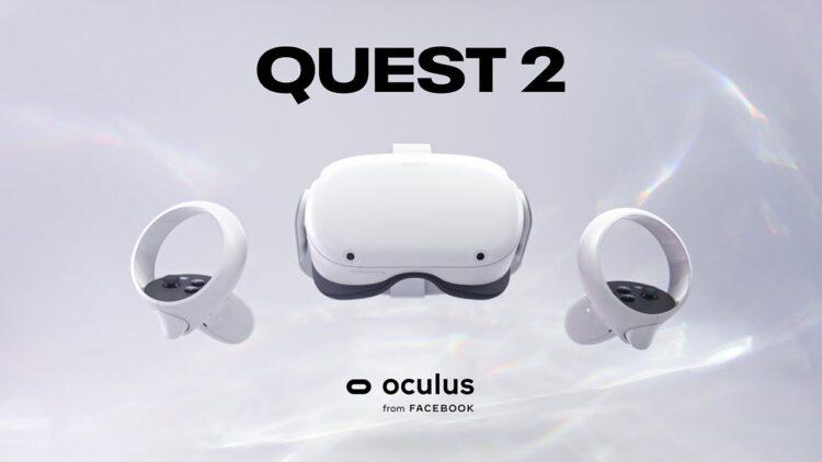 Oculus Quest 2 Air Link, kablosuz PC VR deneyimi sunacak