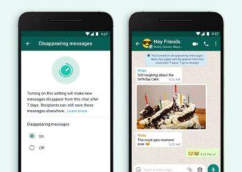 WhatsApp'ın kaybolan mesajlar özelliğiyle ilgili yeni detaylar ortaya çıktı