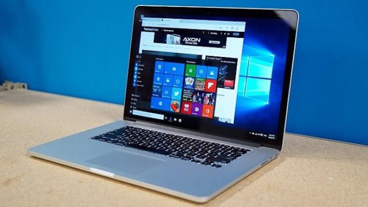Windows 10 artık Apple M1 işlemcili Mac'lerde çalışıyor