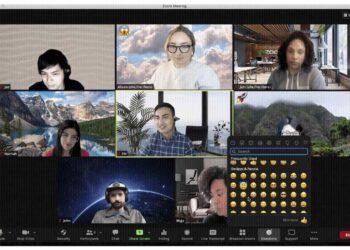 Zoom, toplantılar için ek açıklama ve daha fazla tepki emojisi getiriyor