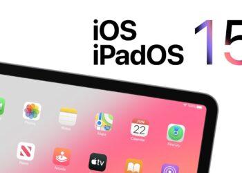 iPad ana ekranı ve bildirimleri iOS 15 ile yenilenecek
