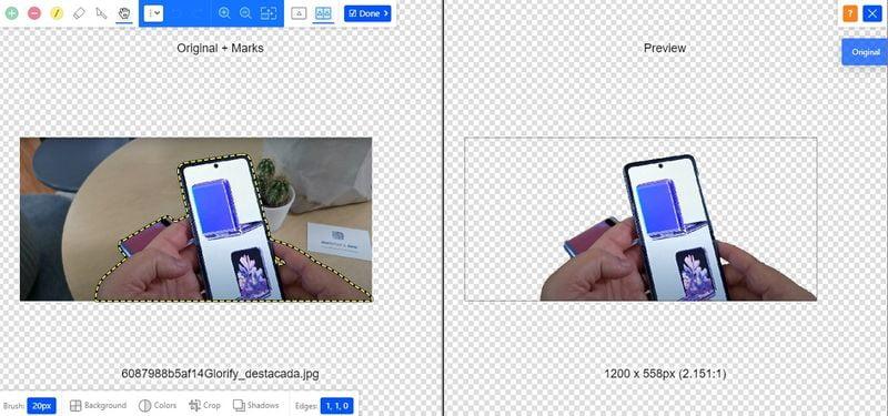 Glorify uygulaması: Ağları kasıp kavuran videolar ve fotoğraflar oluşturmak ve düzenlemek için Canva'ya alternatif bir araç