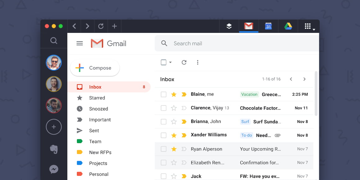 Gmail'de bir e-postaya GIF nasıl eklenir?