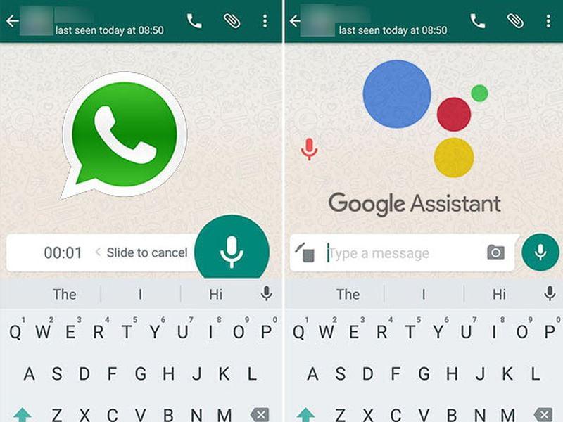 Google Asistan ile WhatsApp mesajları nasıl gönderilir ve dinlenir?