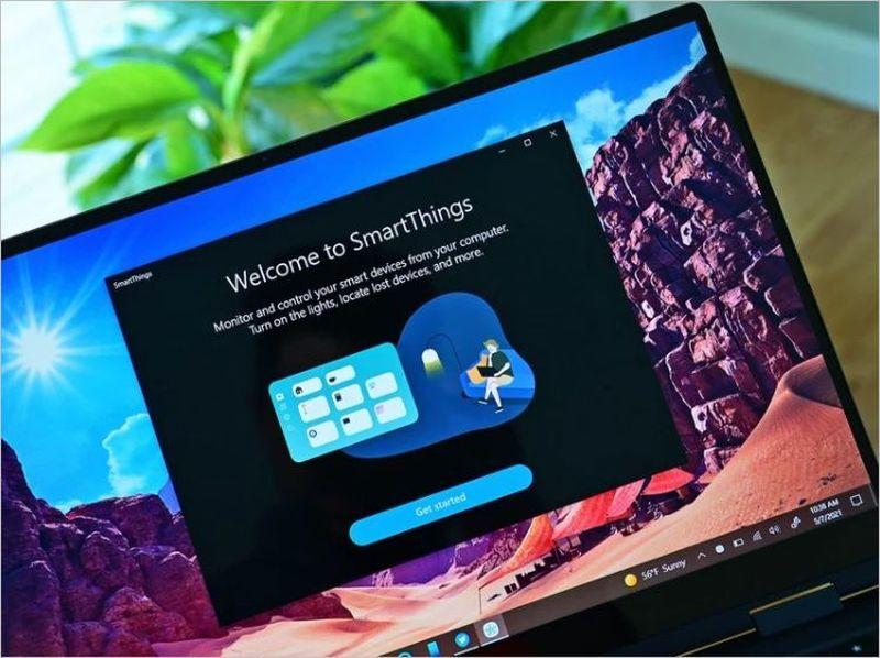 Samsung SmartThings artık Windows için kullanılabilir
