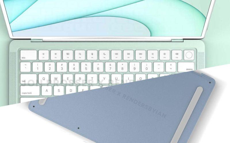 Yenilenmiş bir tasarım ve M2 SoC ile gelen yeni MacBook Air