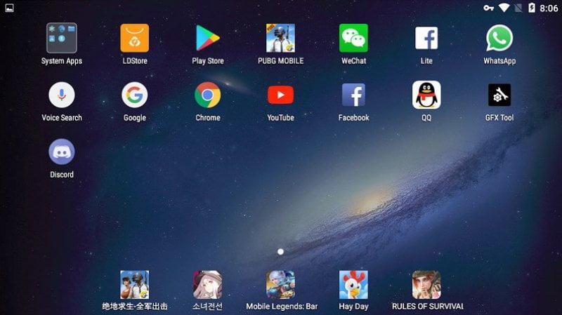 Bunlar PC için en iyi Android emülatörleri