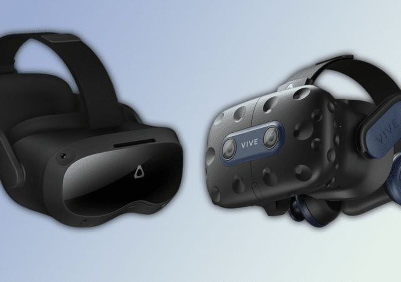 HTC, yeni HTC Vive Pro 2 ve Vive Focus 3 gözlüklerini tanıttı, Quest 2 ile rekabet etmekten vazgeçti