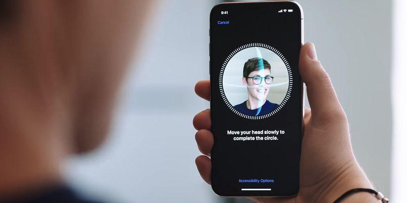 Yüz kimliği sensörü yaklaşan cihazlarda daha küçük olacak