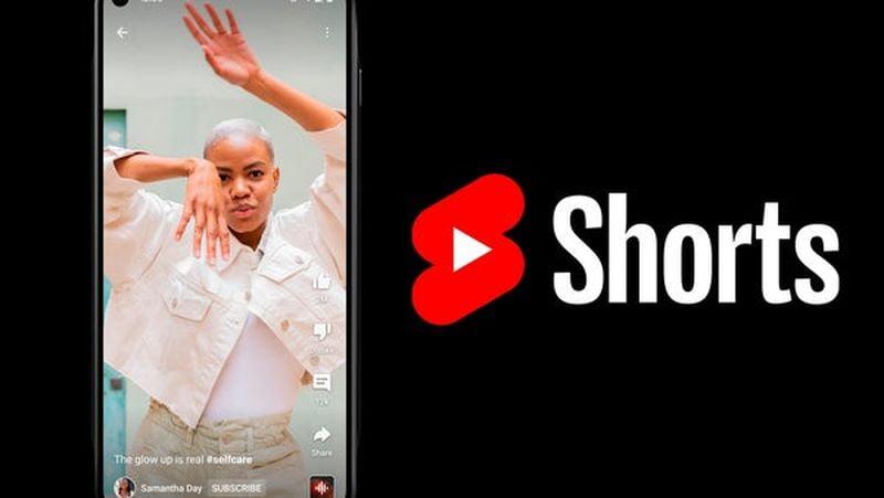 YouTube Shorts, uluslararası lansmanını 100 milyon dolara çıkardı