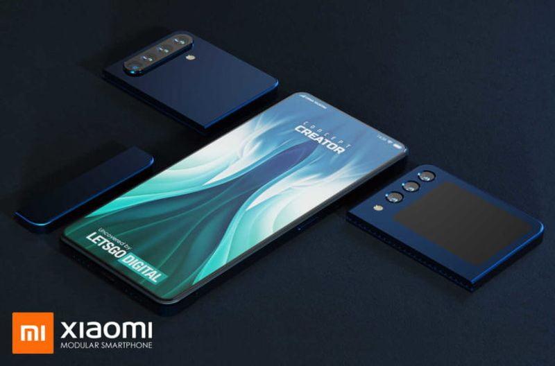 Xiaomi modüler bir telefon üzerinde çalışıyor
