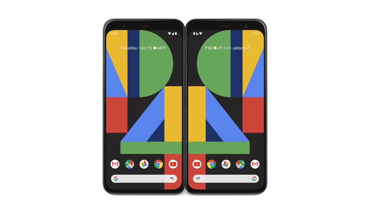 Android 12 beta, yaklaşan katlanabilir bir Google Piksel'i ortaya koyuyor