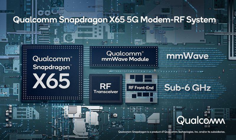 Qualcomm, dünyanın 10GB kapasiteli ilk 5G modülünü duyurdu