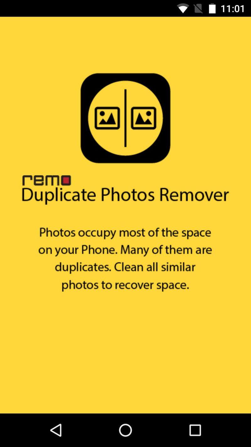 Bir Android telefonda yinelenen fotoğraflar nasıl algılanır ve kaldırılır?