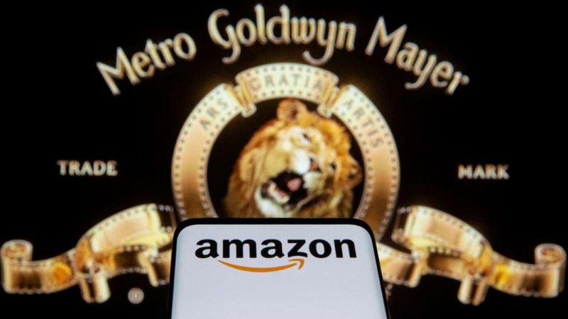 MGM Studios sonunda Amazon'un elinde