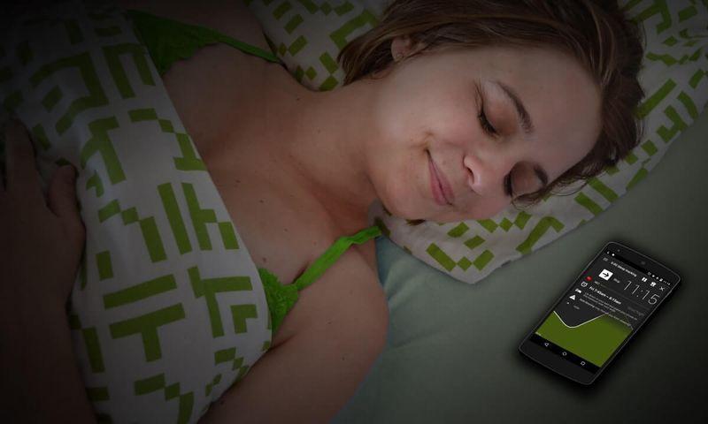 Rahat bir uyku için en iyi Android uygulamaları