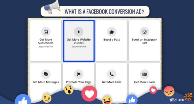 Facebook reklamlarıyla nasıl daha fazla dönüşüm elde edilir?