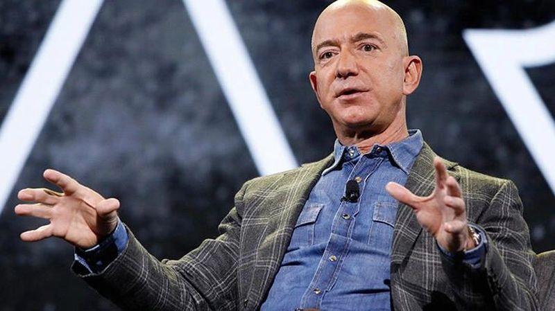 Jeff Bezos, 5 Temmuz'da Amazon'un CEO'su olarak istifa edecek