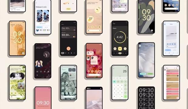 Android 12 beta artık bu akıllı telefonlara yüklenebilecek