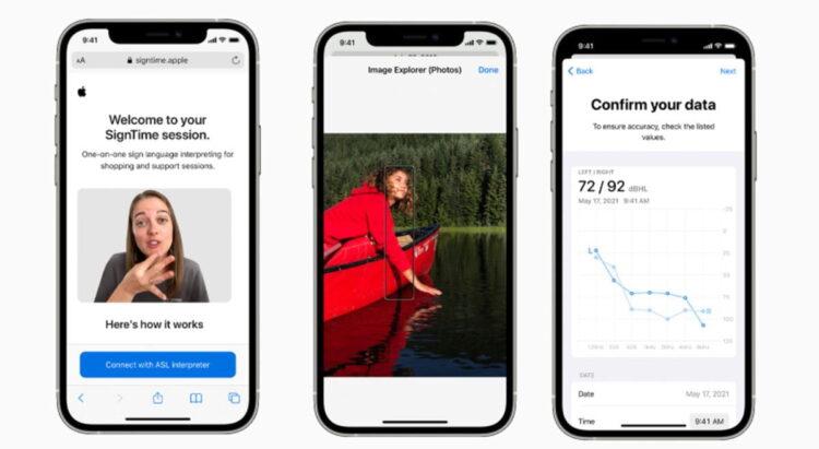 Apple, cihazlarına yeni erişilebilirlik özellikleri ekliyor