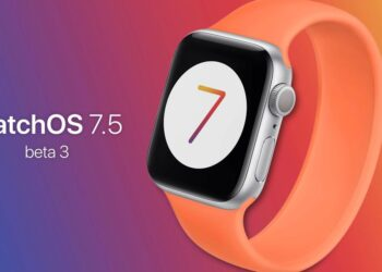 Apple, geliştiriciler için watchOS 7.5'in üçüncü beta sürümünü yayınladı
