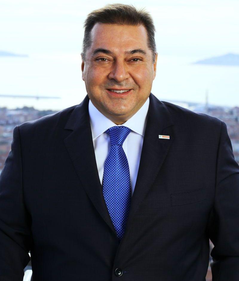 Bosch Türkiye ve Orta Doğu Başkanlığı'nda bayrak değişimi