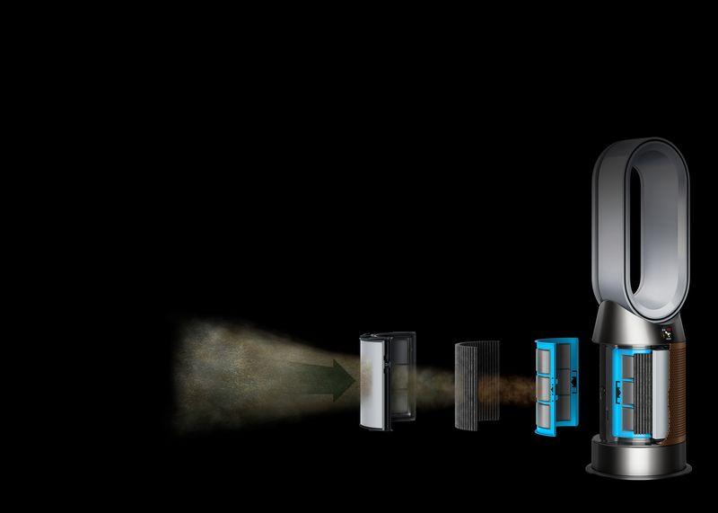 Dyson, Hava Temizleme kategorisindeki yeni ürünlerini tanıttı