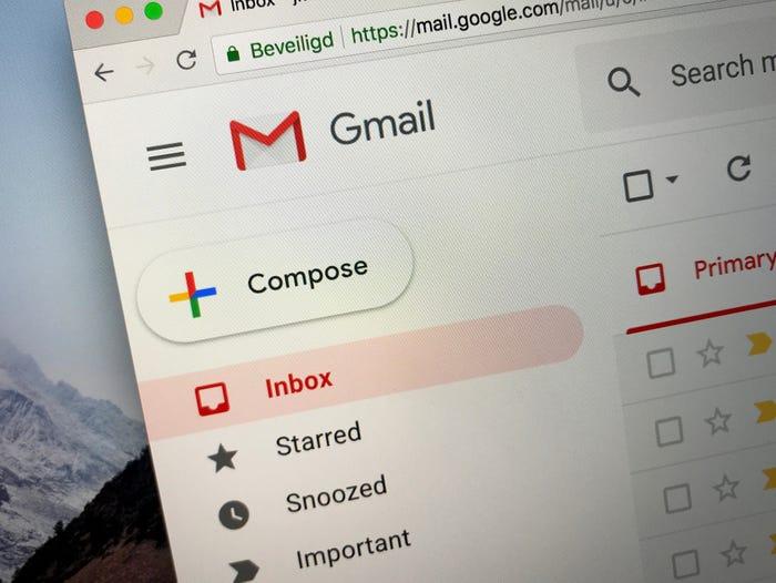 Gmail'de bir e-postaya GIF ekleme nasıl yapılır?