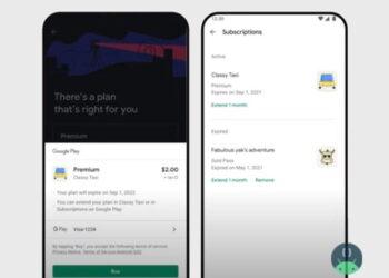 Google Play, premium uygulamalar için bir ön ödemeli plan sistemi sunacak