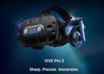 HTC, yeni HTC Vive Pro 2 ve Vive Focus 3 gözlüklerini tanıttı