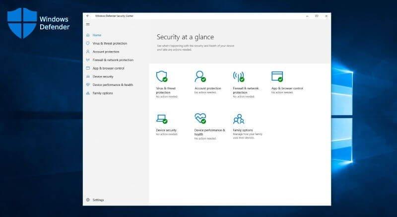 Windows Defender: Gerçek zamanlı koruma açma nasıl yapılır?