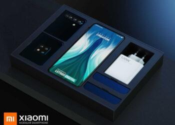 Yeni patent, Xiaomi'nin modüler bir telefon üzerinde çalıştığını gösteriyor