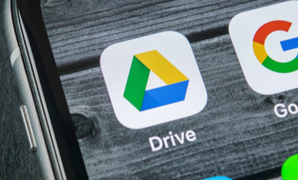 Google Drive'ı virüslere karşı nasıl tarayabilirim?