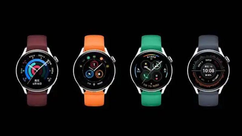 Huawei, HarmonyOS işletim sistemine sahip ilk saati olan Watch 3'ü tanıttı