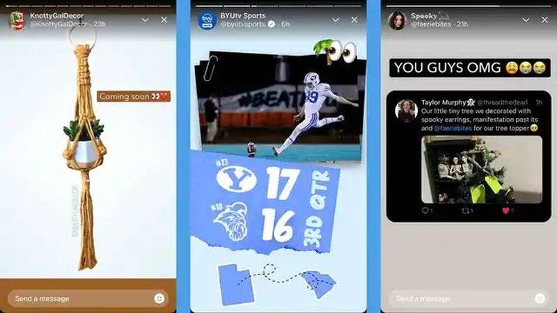 Twitter, Instagram gibi tam ekran reklamlar göstermeye başlayacak