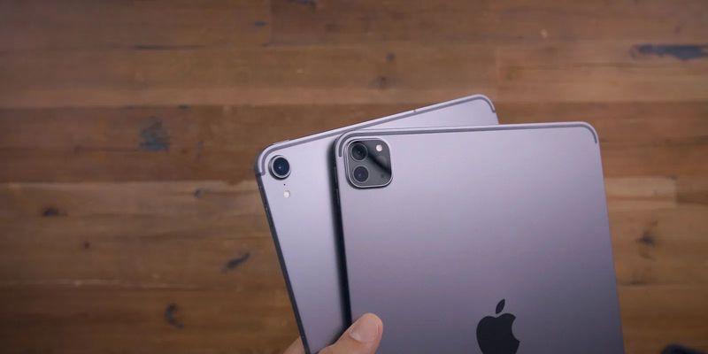 Çerçevesiz iPad mini, kablosuz şarj özellikli iPad Pro ve daha ince standart iPad