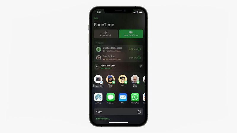 Apple ve FaceTime çapraz platformu benimsiyor: Windows ve Android'den görüntülü aramalar da mümkün olacak