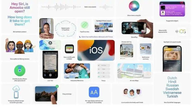 Yeni iOS, iPadOS, macOS ve watchOS'a yükseltilebilecek tüm cihazlar