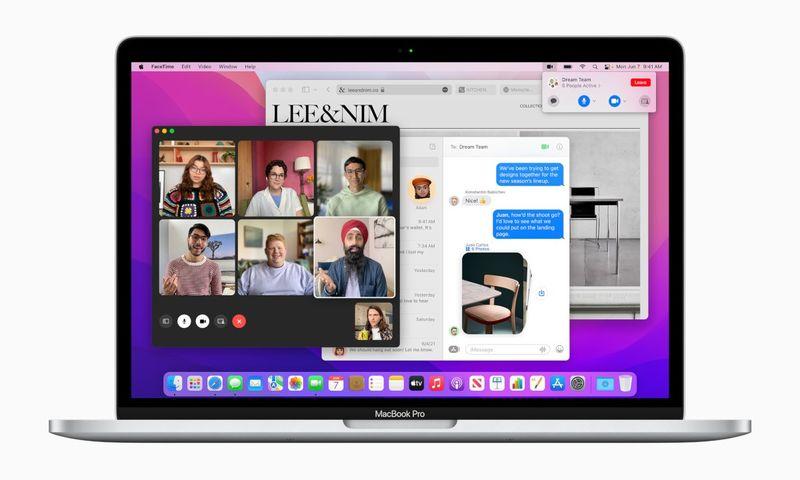 Apple, macOS Monterey'i duyurdu ve tüm yeni özellikler işlevsellik etrafında dönüyor