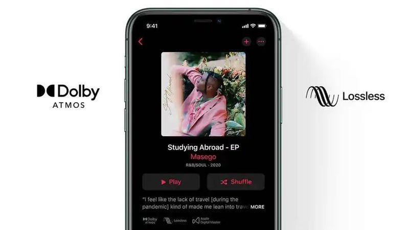 Artık Apple Music'te kayıpsız müzik dinleyebilirsiniz: İşte nasıl yapılır?
