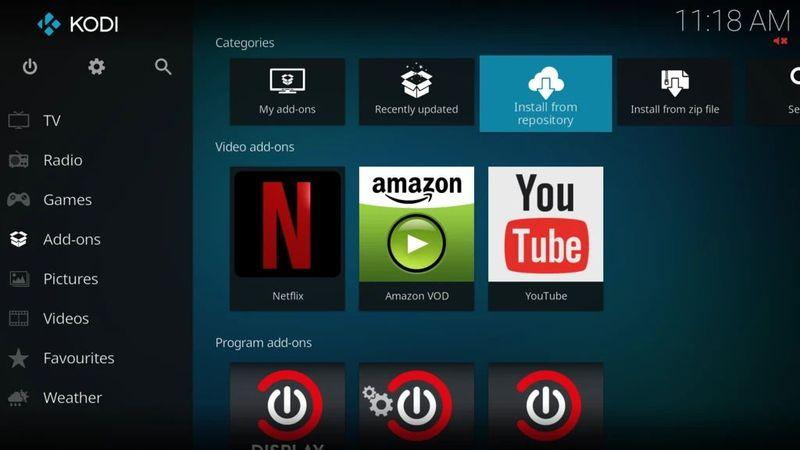 Kodi'ye Amazon Prime Video eklentisi kurma ve izleme