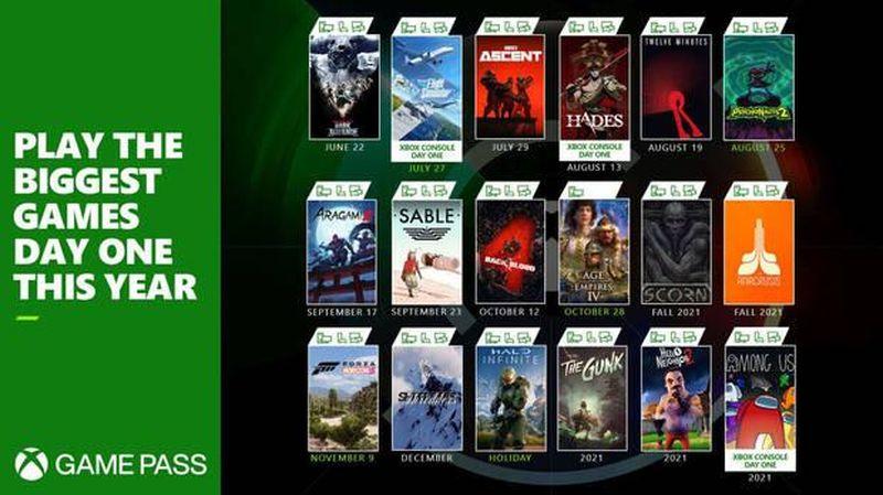 E3 2021 konferansında Xbox Game Pass için tüm oyunlar duyuruldu