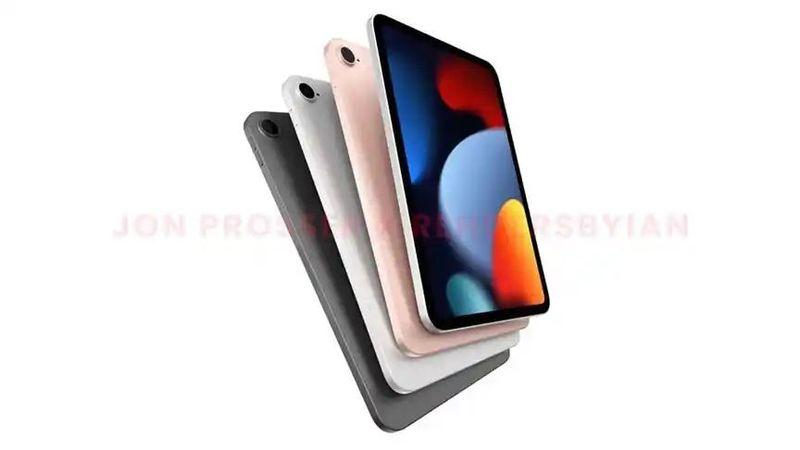 Yeni iPad mini sızdırıldı: iPad Air ile aynı görünüyor, ancak boyut olarak daha küçük