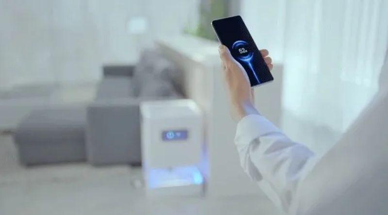 Xiaomi, bir sonraki telefonunuzun sesle şarj olmasını istiyor