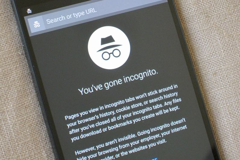 Google Chrome'un gizli modu iOS'ta daha özel hale geliyor