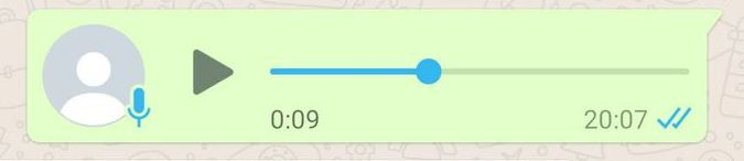 WhatsApp Beta, önemli bir özelliği kaldırarak sesli notları yeniden tasarlıyor